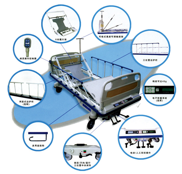 DP3020 Advanced care beds